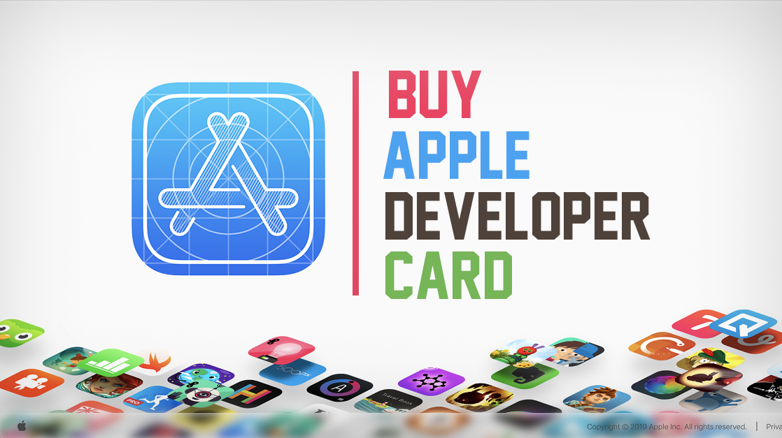 Buy Best Apple iTunes Developer Card 2020 [Email Delivery]
