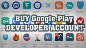 Buy Best Google Play Developer Accounts 2020 & Ready to use